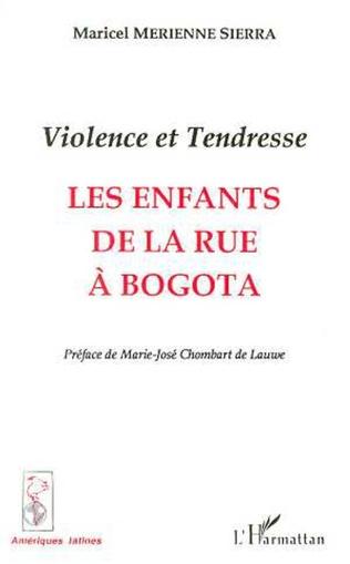 Couverture Violence et tendresse