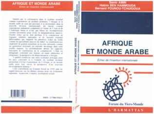 Couverture Afrique et monde arabe