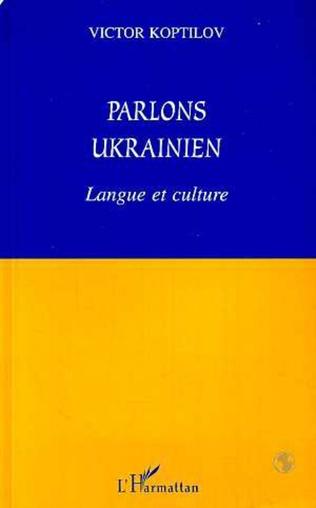 Couverture Parlons ukrainien