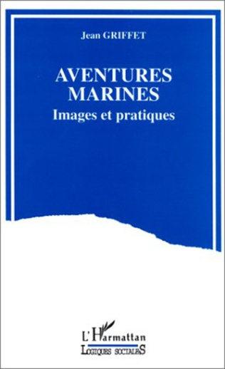 Couverture Aventures marines