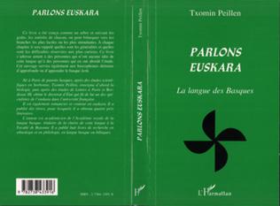 Couverture Parlons euskara