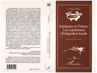 Couverture Asiatiques en France : les expériences d'intégration locale