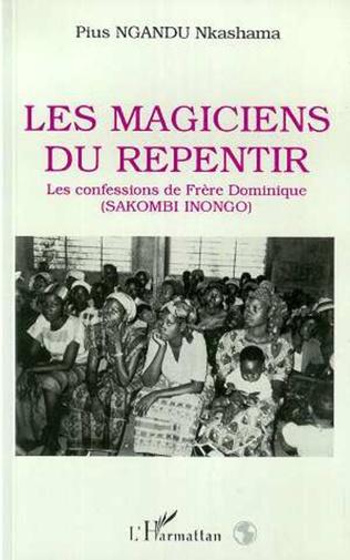 Couverture Les magiciens du repentir
