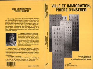 Couverture VILLE ET IMMIGRATION, PRIÈRE D'INSÉRER
