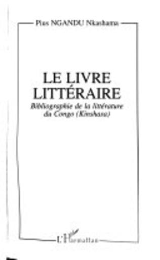 Couverture Le livre littéraire