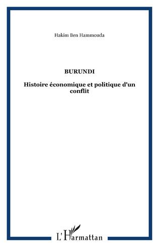 Couverture Burundi