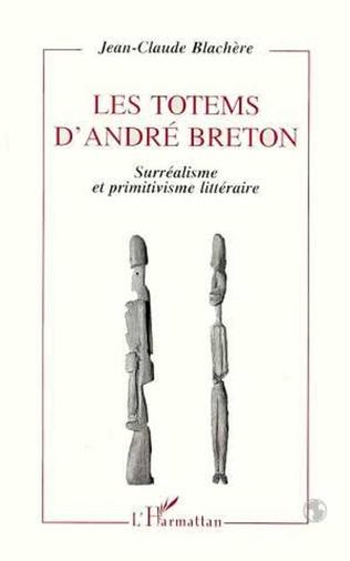 Couverture Les totems d'André Breton