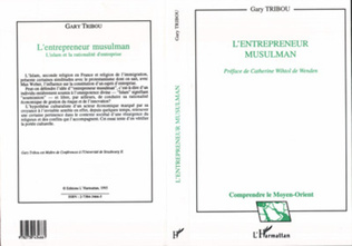 Couverture L'entrepreneur musulman