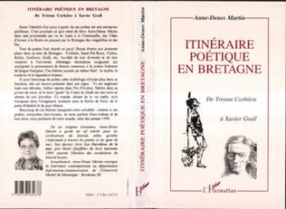Couverture Itinéraire poétique en Bretagne