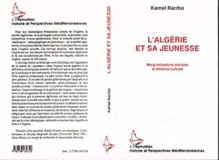 Couverture L'Algérie et sa jeunesse