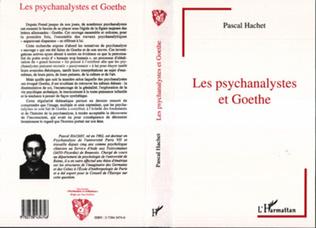 Couverture Les psychanalystes et Goethe