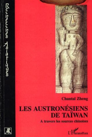 Couverture Les austronésiens de Taiwan