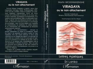 Couverture Viragaya ou le non-attachement