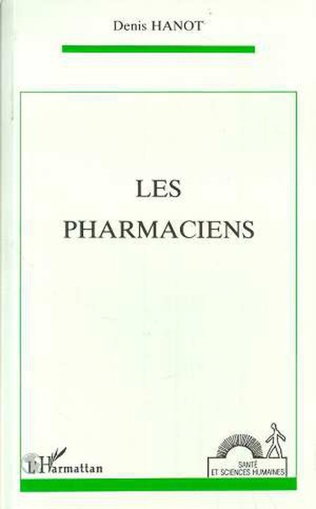 Couverture Les pharmaciens
