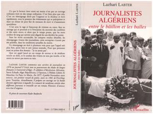 Couverture Journalistes algériens