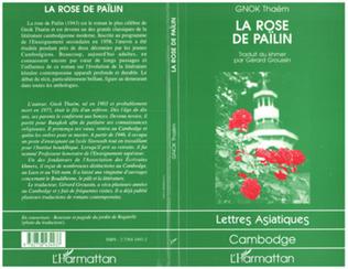 Couverture La rose de Pailin