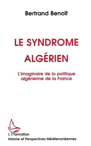 Couverture Le syndrome algérien