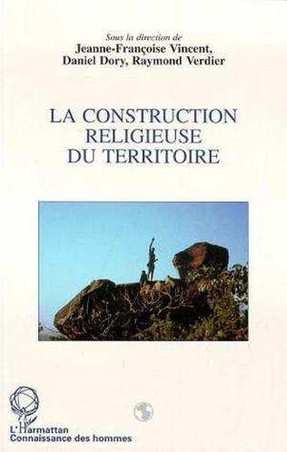 Couverture La construction religieuse du territoire