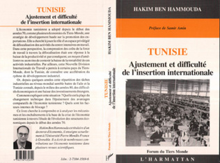 Couverture Tunisie : ajustement et difficulté de l'insertion internationale