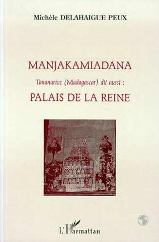 Couverture Manjakamiadana Tananarive (Madagascar)