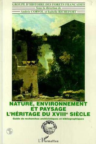 Couverture Nature, environnement et paysage
