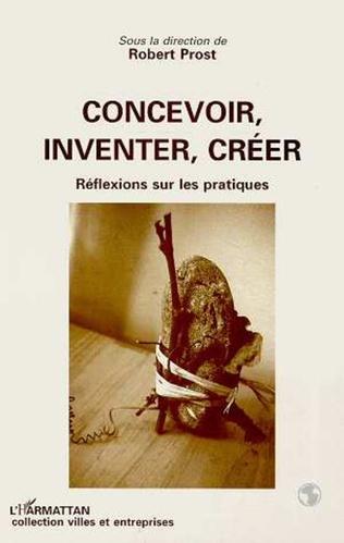 Couverture Concevoir, inventer, créer