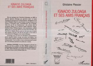 Couverture Ignagio Zuloaga et ses amis français