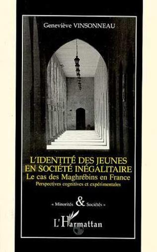 Couverture IDENTITÉ DES JEUNES EN SOCIÉTÉ INÉGALITAIRE