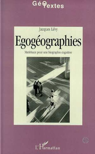 Couverture Egogéographies