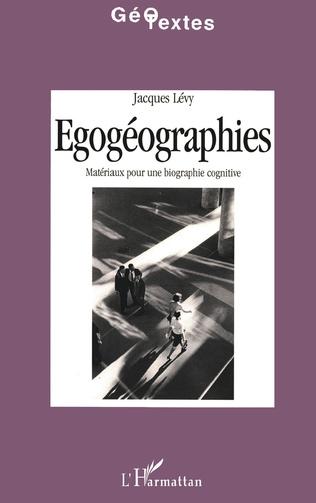 Couverture Egogéographies