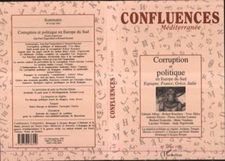 Couverture Corruption et politique en Europe du Sud