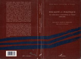 Couverture Fiscalité et politique
