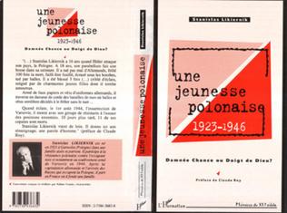 Couverture Une jeunesse polonaise 1923-1946 Damnée chance ou doigt de Dieu?