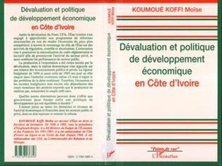 Couverture Dévaluation et politique de développement économique en Côte d'Ivoire