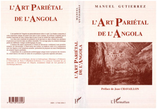 Couverture L'art pariétal de l'Angola