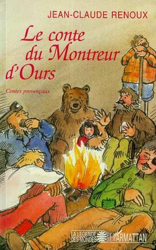 Couverture Le conte du montreur d'ours
