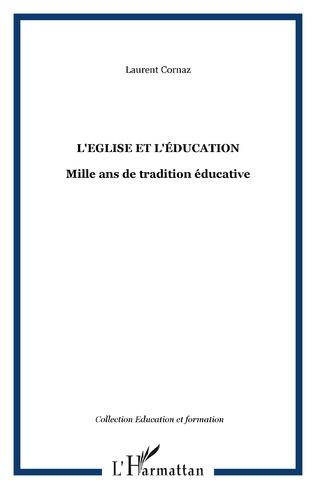 Couverture L'Eglise et l'éducation