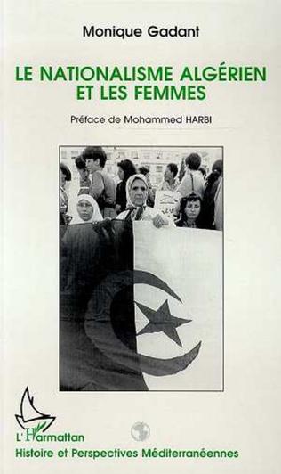 Couverture Le nationalisme algérien et les femmes