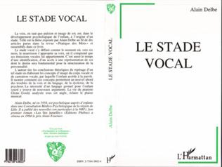 Couverture Le stade vocal