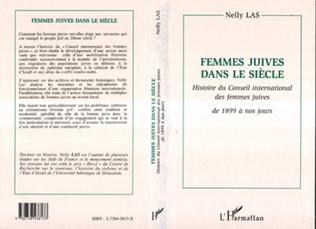 Couverture Femmes juives dans le siècle