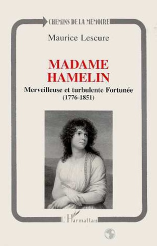 Couverture Madame Hamelin