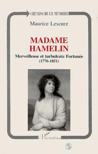 Couverture Madame Hamelin