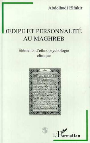 Couverture Oedipe et personnalité au Maghreb