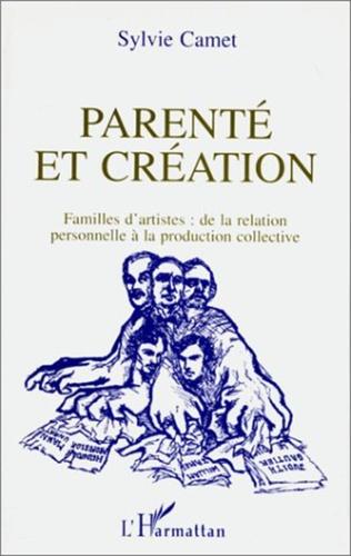 Couverture Parenté et création
