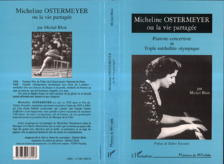Couverture Micheline Ostermeyer ou la vie partagée