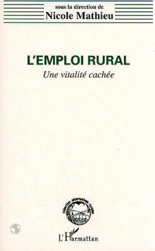 Couverture L'emploi rural