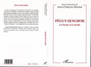 Couverture Peguy-Senghor
