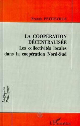 Couverture La coopération décentralisée