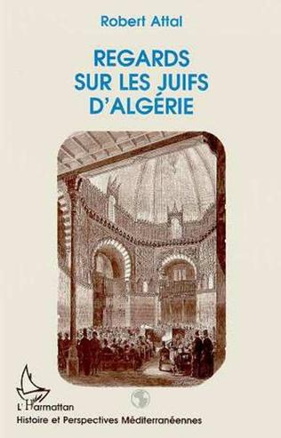 Couverture Regards sur les Juifs d'Algérie