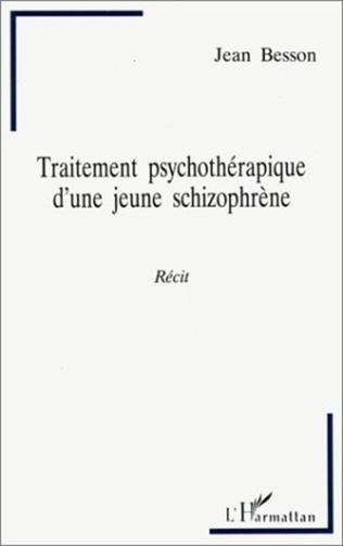 Couverture Traitement psychothérapique d'une jeune schizophrène